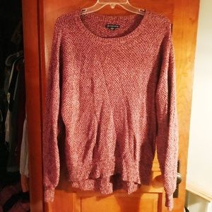 Soft Knit American Eagle Sweater